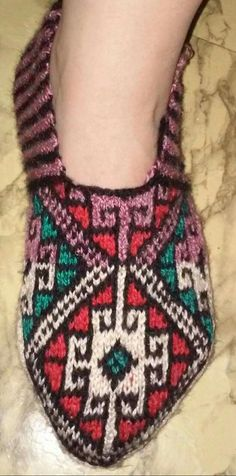 The Kurds, Central Asia, Eminem, Knitting Socks, Mittens, Crochet Necklace, Slippers, Textiles, Bonnets