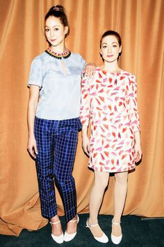 Rachel Antonoff Fall 2016 Ready-to-Wear Collection Photos - Vogue