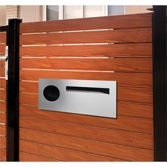 Find Sandleford Stainless Steel Fence Mounted Lombard Letterbox at Bunnings Warehouse. Visit your local store for the widest range of garden products.