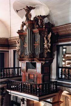 Barroco no Brasil – Órgão Arp Schnitger na Catedral de Mariana
