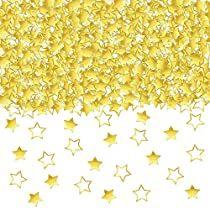 Option for Star Confetti; week 5