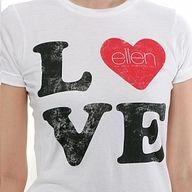 Love Ellen tee $20