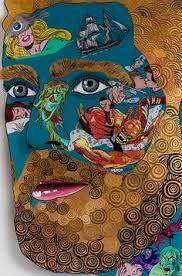 Image result for sam mitchell art