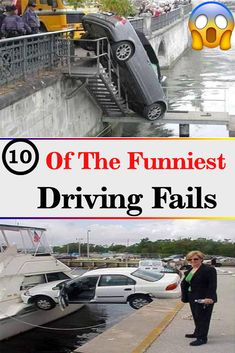 10 Of The Funniest Driving Fails which makes you Laugh Hard Eating Raw Garlic, Driving Humor, Body Fluid, Diet Drinks, Funny Jokes, Funny Laugh, Natural Herbs, Weight Loss Transformation, Natural Remedies