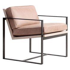 Redford House Manhattan Chair so simple and refined  #interiordesign #furniture #design #interior by christinaduffydesigns