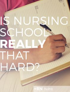 Are you a new nursing student wondering what to expect in nursing school? Is it really as hard as everyone says it is? Click to check out what makes nursing school a challenge!