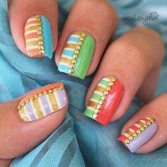 80 Summer Nail Art Designs & Ideas That You Will Love