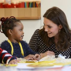 """33.4k Likes, 89 Comments - Kensington Palace (@kensingtonroyal) on Instagram: """"Today The Duchess of Cambridge visited the Foundling Museum in London to find out more about the…"""""""