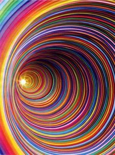 Rainbow Swirl please