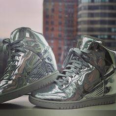 Nike Dunks Hi-Tops