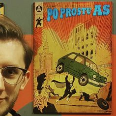 My tribute cover to #Hydrozagadka movie. First polosh superhero movie from 1971  #comics #superhero #as #ace #movie #kondratiuk #jozefnowak #cover #tribute #fanart #comicbooks #warsaw #warszawa #poland #polska #wystawa #komiks #superbohater