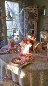 Marcia's Cottage : A Summer TeA PaRtY...♡
