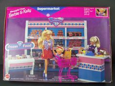 I've always loved little foodstuffs for some reason. I was delighted by the little cans and ice cream buckets I got, but everything else was really cheap and flimsy. I also don't remember anything being magnetic.