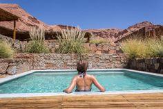 Wüstenoase mit Genussfaktor – Alto Atacama Desert Lodge