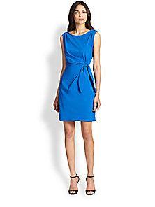 Diane von Furstenberg - New Della Side Tie Dress