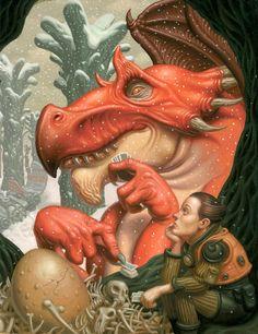 Dragon Games - Peter Ferguson