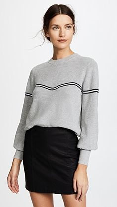 Accent Sweater by The Fifth Label