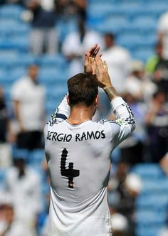 Sergio Ramos in Real Madrid vs. Athletic Bilbao (1/9/13)