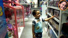 Bir Küçük Adam - Oyuncak Mağazasında - Bölüm 1