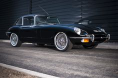 coolerthanbefore:    1970 Jaguar E Type 4.2 Series II 2+2 Coupe