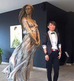 Fließend-weiche Skulpturen von Luo Li Rong Luo-Li-Rong_12