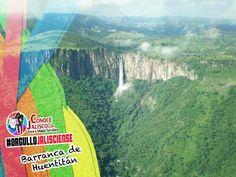 La Barranca de Huentitán también conocida como Barranca de Oblatos, es un accidente geográfico provocado por el río Santiago (considerado el segundo río más grande de México) se localiza en el occidente de México, al norte del municipio de Guadalajara y entre los límites de los municipios de Tonalá, Zapotlanejo, Ixtlahuacán del Río y Zapopan en la zona metropolitana de Guadalajara.