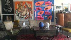 Emily Ratajkowskis LA loft