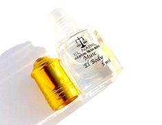El Nabil Musc El Body - parfémový olej s vůní čistoty