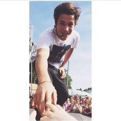 """""""Cause you are the one i've waited for"""" #voteaustinmahone"""