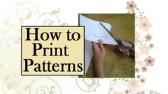 Now that I've reorganized my patterns, you'll probably find what you want more easily if you CLICK HERE FOR THE IMAGE GALLERY Once you're in the image gallery, just look fo…