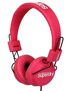 SUPERDRY - TECHNICAL HEADPHONES - LUISAVIAROMA - LUXURY SHOPPING WORLDWIDE SHIPPING - FLORENCE