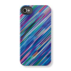 Crayons iPhone 4/4S Case Blue, now featured on Fab.