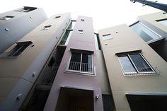 アリウェイ戸越 alleyway TOGOSHI | 駒田建築設計事務所 - KOMADA ARCHITECTS OFFICE