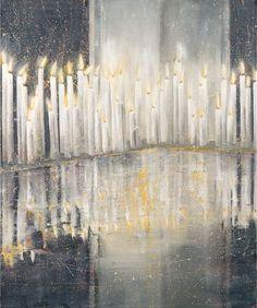 Mirror Matter av Frank Brunner Mirror, Abstract, Artwork, Buildings, Paintings, Artists, Kunst, Summary, Work Of Art