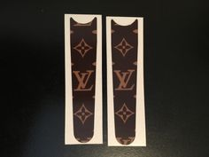 """Have some fun with that rubber wristband with this Louis-inspired design! In our Cover Bands store at DVCCentral.com. In the """"Fashion"""" category! Cover Bands are waterproof, removable decals for your Magicbands!"""