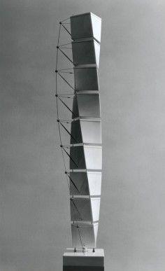 SANTIAGO CALATRAVA sculpture
