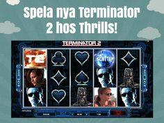 Terminator 2 är en rolig spelautomat! http://www.kasino.se/thrills/