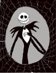 How to Draw Jack Skellington, Step by Step, Characters, Pop Culture, FREE Online Drawing Tutorial, Added by Drawing_Freak, August 22, 2012, 9:58:00 pm
