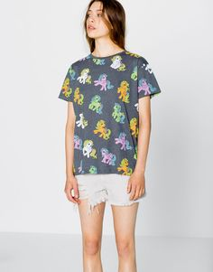 :T-shirt estampado my little pony