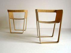 Plyam Chair with Minimalist Design has Won World Internation Design Competition