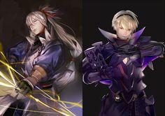 The Second princes / Fire Emblem Fates by SaigaTokihito on DeviantArt
