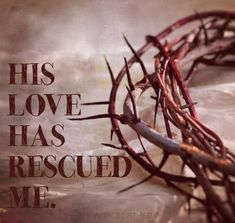 ✝️ God has rescued us through his Son, the Lord Jesus. Bible Verses Quotes, Bible Scriptures, Faith Quotes, Quote Life, Wisdom Quotes, Jesus Christ Quotes, Jesus Christus, Jesus Is Lord, Gods Grace