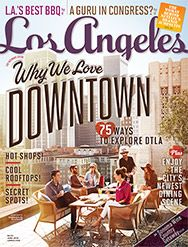 75 Best New Restaurants 2014 - Los Angeles magazine | This will take a while to get through | What diet? | It Started in LA | www.itstartedinla.com