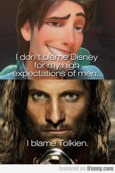 I Don't Blame Disney For My High Expectations...
