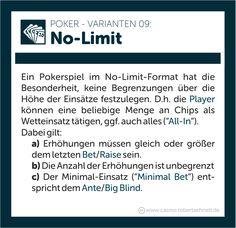 Poker Regeln erklärt No Limit Pray