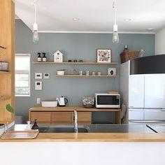 Kitchen/無印良品/マリメッコ/北欧/シンプルライフのインテリア実例 - 2017-07-21 09:07:18