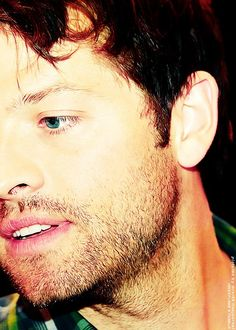Misha Collins is so gorgeous it's borderline annoying.<--Agreed. ;D <----- it's official.