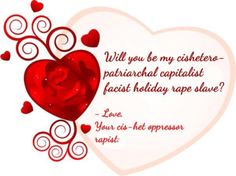 """communismkills: """" My favorite Valentine's Day cards for you. """""""