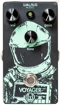 Walrus Audio Limited Edition Voyager Overdrive Guitar Pedal