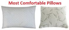Top 15 Most Comfortable Pillows In 2020 Complete Guide Top 15 Most Comfortable Pillows In Stay Cool Pillow, Best Pillows To Buy, Best Bed Pillows, Hotel Pillows, Fluffy Pillows, Most Comfortable Pillow, Classic Pillows, White Pillow Cases